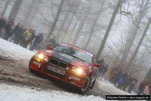 Taunus Rallye 2010, 06.02.2010