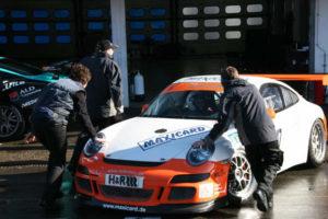 Testfahrten Hockenheimring, 01.03.2008