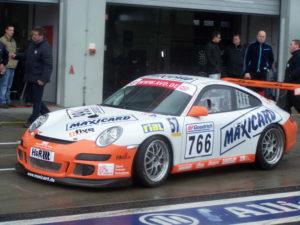 Test- & Taxifahrten, 05.04.2008