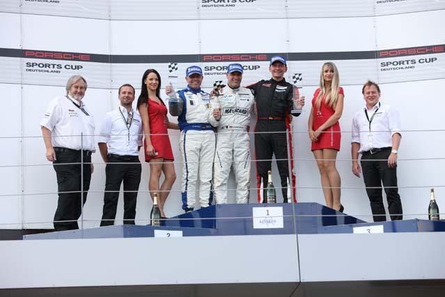 Meister Porsche Super Sports Cup