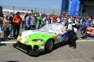 Fahrzeuge Saison 2006