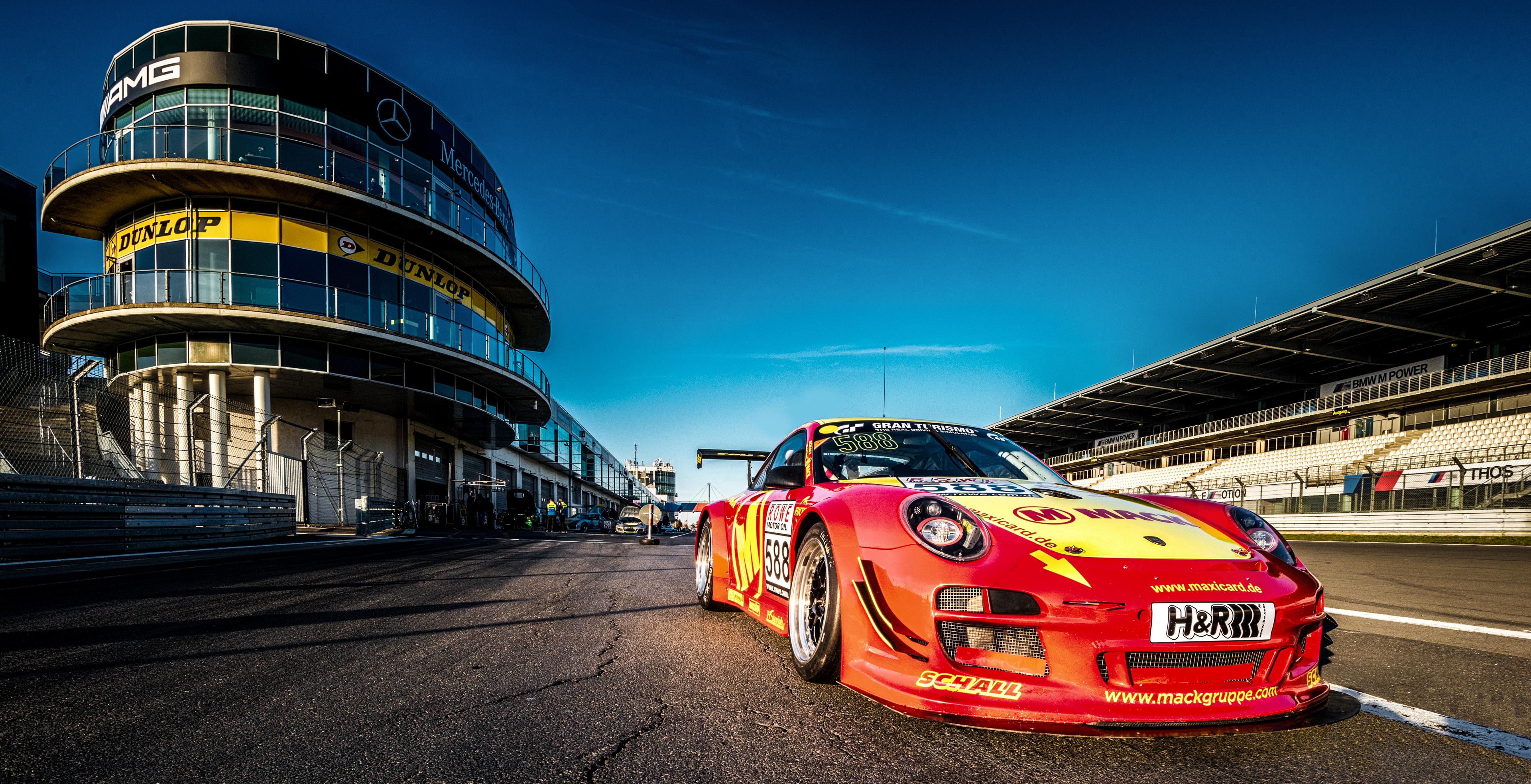 Porsche 997H GT3 Cup