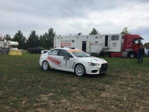 Ostsee Rallye, 26.09.2020